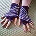 Inclination Wrist Warmers pattern