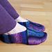U-Turn Slippers pattern