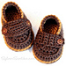 Little Button Loafers pattern