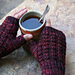 Cozy Thermal Mitts pattern