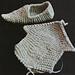 Knitted Clogs (aka Fune Feet) pattern