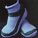 Add-a-Booties KOKA, WG17, SO17 pattern