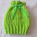 Apple Blossom Baby Hat pattern