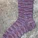 Bamboo Weave Socks pattern