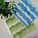 Ripple Puff Cleaning Cloth pattern