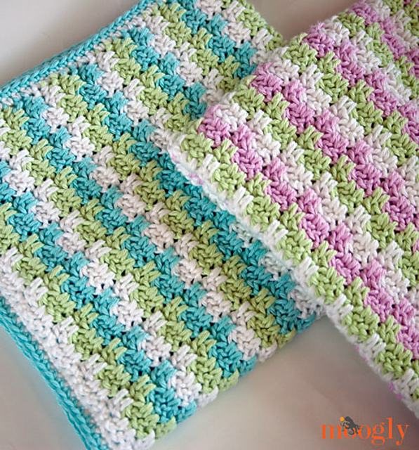 How To: Jogless Colour Change For The Perfect Crochet Stripe ... | 640x597