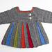 Eloise Baby Sweater pattern
