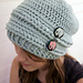 Ups and Downs Slouchy Beanie pattern