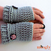 Ups and Downs Fingerless Gloves pattern