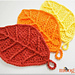 Happy Autumn Leaves pattern