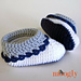 Loopy Love Children's Slippers pattern