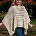 Perfect Fall Poncho pattern