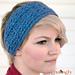 Warm Cabled Headband/Ear Warmer pattern