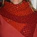 Easy Iris Shawl pattern