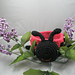 Ladybug Bowl pattern
