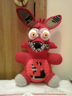 Cute little foxy 🦊🐾 made by talented... - Amigurumi Today - Free ...   320x240