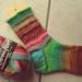 Mystery-Socken pattern
