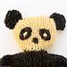 Poonya Panda baby pattern
