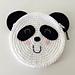 Panda purse pattern