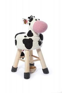 Animal stool crochet by Anja Toonen Part 1