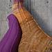 Mountain rill socks pattern