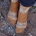 Sandglass Socks pattern