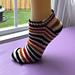Shortie Socks pattern