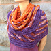 Tricolore Scialle pattern