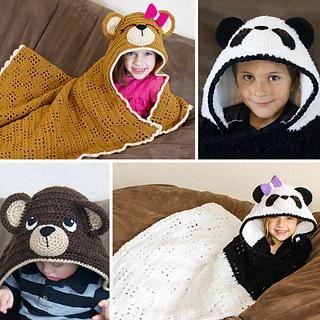 Teddy bear in a hoodie amigurumi pattern by Kristi Tullus ...   320x320