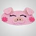 Pig Mask Mates Ear Saver pattern