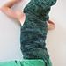 Lizard Vest pattern