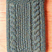 Kindle Cables pattern