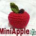 Mini Apple pattern
