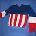 Captain America Sweater pattern