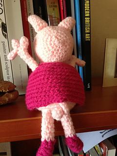 Tutorial Peppa Pig Amigurumi | How to crochet Peppa Pig Amigurumi | 320x240