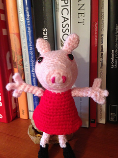 CrochetPeppaPig Instagram posts (photos and videos) - Picuki.com | 320x240