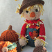 Simply Cute Scarecrow pattern
