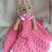 Dolly Huggy Blanket  pattern