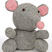 Lacy the Lovable Mouse pattern