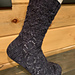 Black Diamond Socks pattern