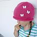 Cherry Branch Hat pattern