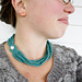 Crochet Stranded Necklace, Headband or Whatever pattern