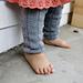 Cross Stitch Baby Legwarmers pattern