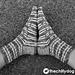 Road Trip Socks pattern