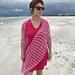 Key Largo Lace Wrap pattern