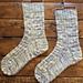 The Austin Socks pattern