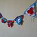 Union Jack Bavarian Bunting pattern