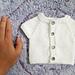 Preemie Sweetpea Cardigan pattern