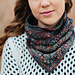 Casper Mountain Cowl pattern