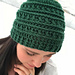 Mountain Ridges Hat pattern